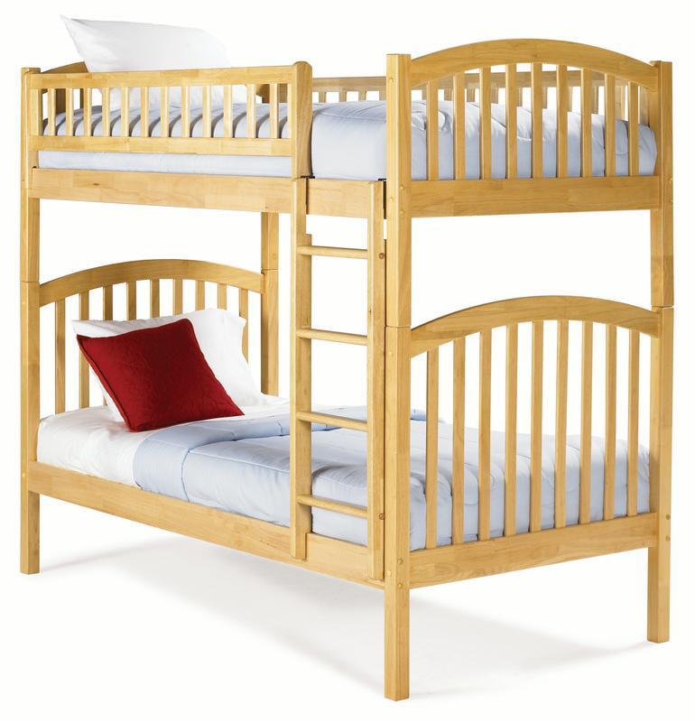 Atlantic Furniture Richmond Twin Over Twin Bunk Bed