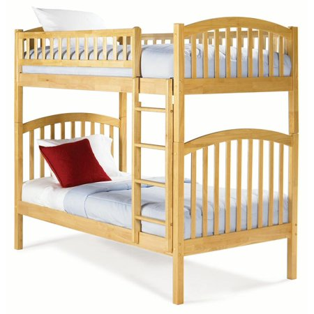 Atlantic Furniture Richmond Twin Over Twin Bunk Bed