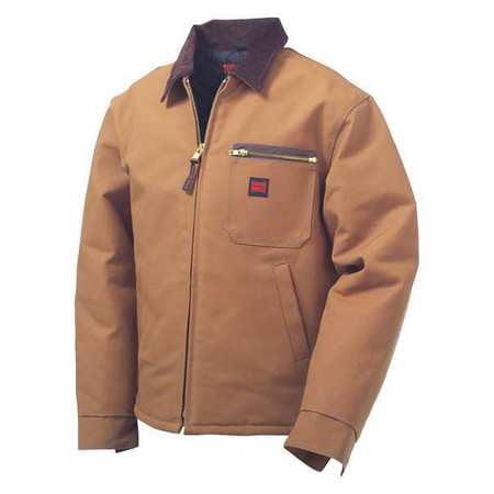 Sandstone Chore Coat (chore jacket,cotton duck,brown,m tough duck 213716)