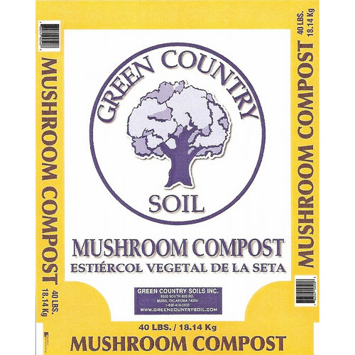 Green Country Soil Mushroom Compost