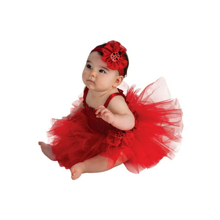 Baby Ladybug Tutu Dress Costume Rubies 885179 - Toddler Bug Costumes