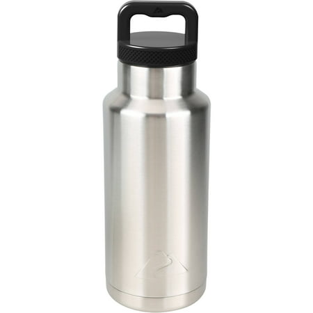 Mom Stainless Water Bottle - Ozark Trail 36oz Double Wall Stainless Steel Water Bottle