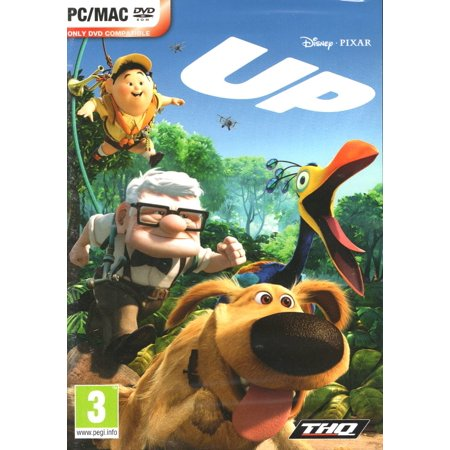 Disney Pixar UP (PC Game) Adventure is out there (for both Win and