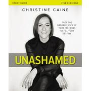Unashamed Study Guide - eBook