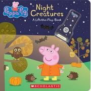 Night Creatures (Board Book)