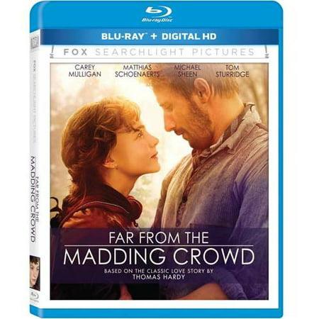 Far From The Madding Crowd  Blu Ray   Digital Hd