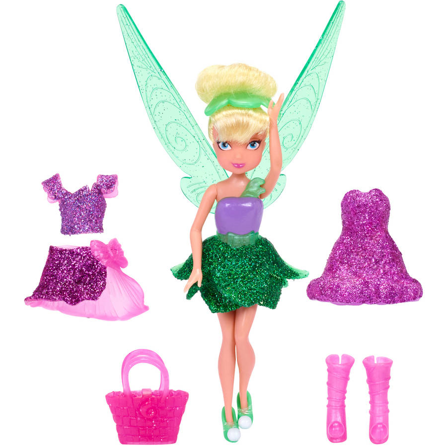 "Disney Fairies 4.5"" Fairy Tink by Generic"