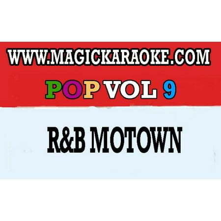 Magic Sing Song Chips POP 9 MOTOWN