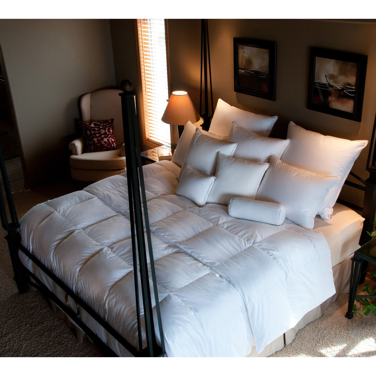 Monarch Hypodown Southern Comforter by Ogallala