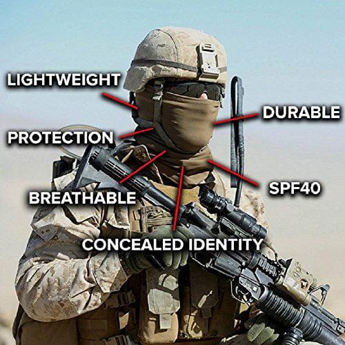 Salt Armour SA Forest Camo Skull Face Shield Balaclava *USA*..Buy 2 Get 1 Free!!