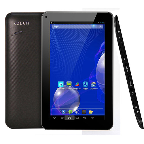 "Azpen 7"" Tablet 4GB Memory"