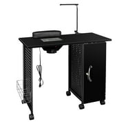 Best Downdraft Vents - OverPatio Nail Table Beauty Spa Salon Workstation Iron Review