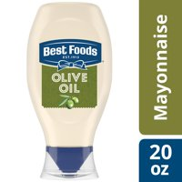 Best foods mayonnaise dressing with olive oil squeeze bottle mayo 20 oz