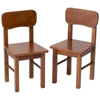 Gift Mark Round Table Chairs-Set of 2