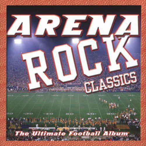 ARENA ROCK: THE ULTIMATE FOOTBALL ALBUM (015095576729)