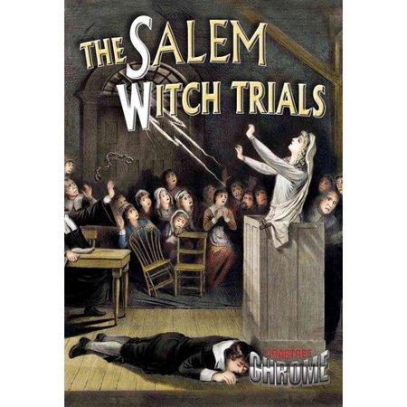 a description of the salem witch hysteria