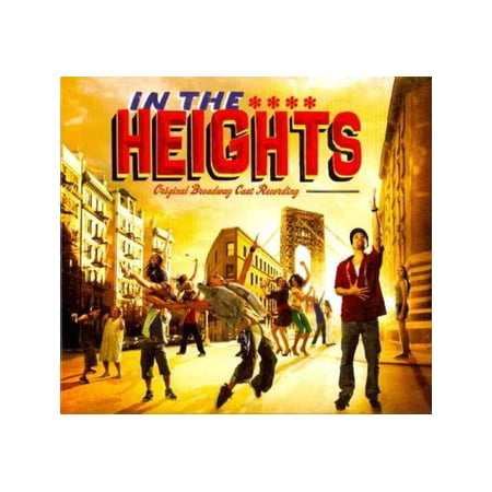 In The Heights Soundtrack (Original Broadway Cast Recording)(2CD)