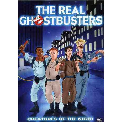 Real Ghostbusters: Creatures of the Night