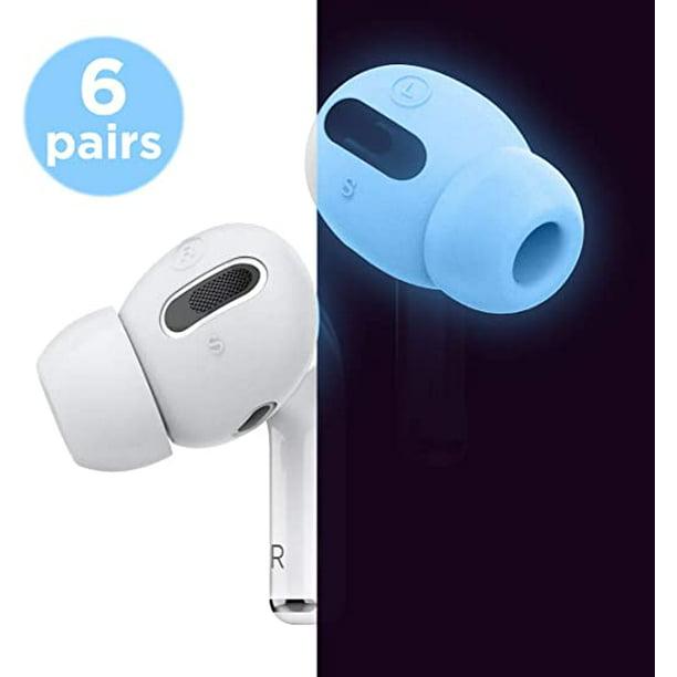 elago Earbuds Cover Plus con Almohadillas Ear Tips Dise/ñado para Apple AirPods Pro Lavanda 6 Parejas : 2 Grande + 2 Peque/ño