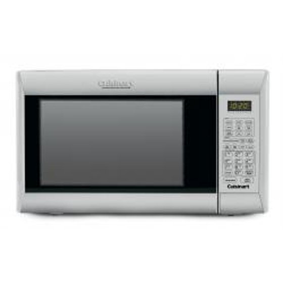 Cuisinart 12 Cu Ft Microwave Convection Oven And Grill Stainless