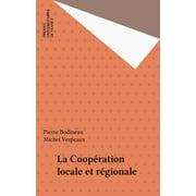 La Coopération locale et régionale - eBook