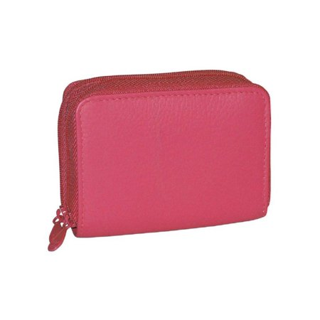 Buxton Womens RFID Identity Safe Card Wizard Wallet - Hot
