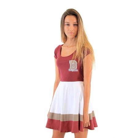 Saved By The Bell Bayside Tigers Juniors Cheerleader Costume Dress
