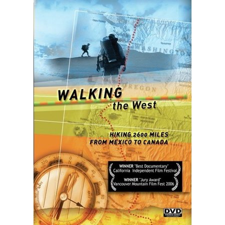 Walking the West: 2600 Miles From Mexico to Canada - Halloween Walks North West