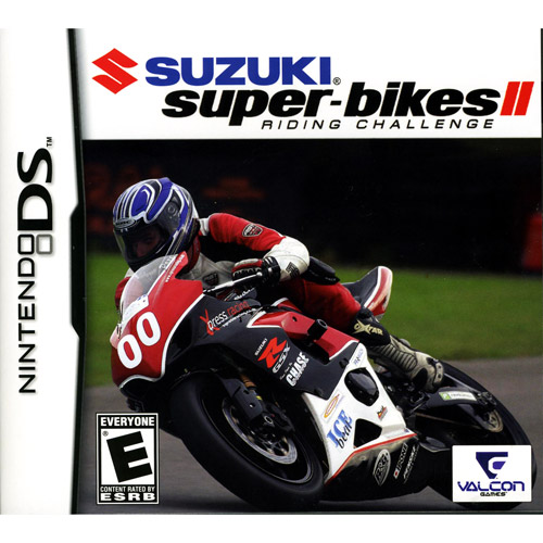 Suzuki Super: Bikes II Riding Challenge - Nintendo DS