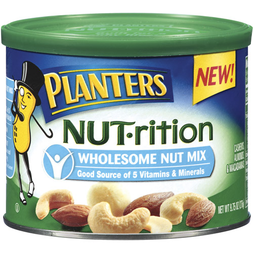 Planters Nut-Rition South Beach Diet Recommended Mix, 9.75 oz