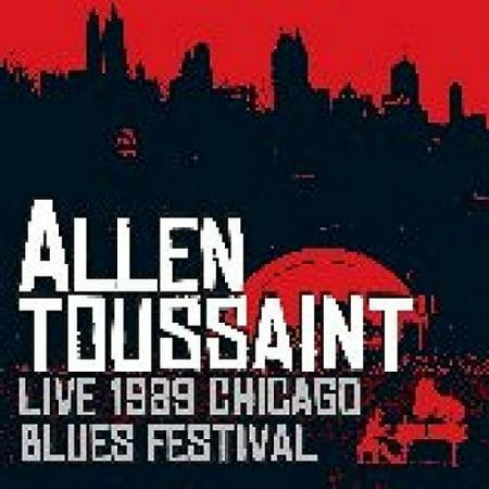 Live 1989 Chicago Blues Festival (CD)](Halloween Music Festival Chicago)
