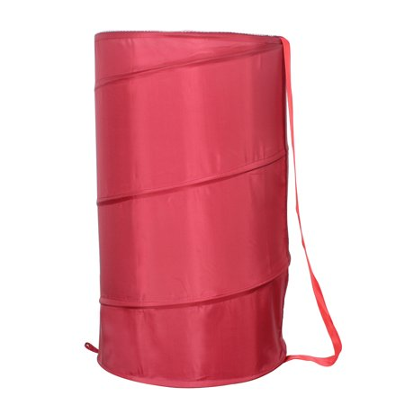 Storage Solutions 35 inch Tall Collapsible Laundry Hamper Storage Bin - Solid Color (Collapsible Hampers)