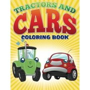 tractors and cars coloring book avon coloring books coloring books for kids