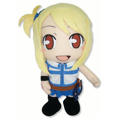 Plush - Fairy Tail - Lucy Soft Doll Anime Gifts Toys Licensed - Tails Plush