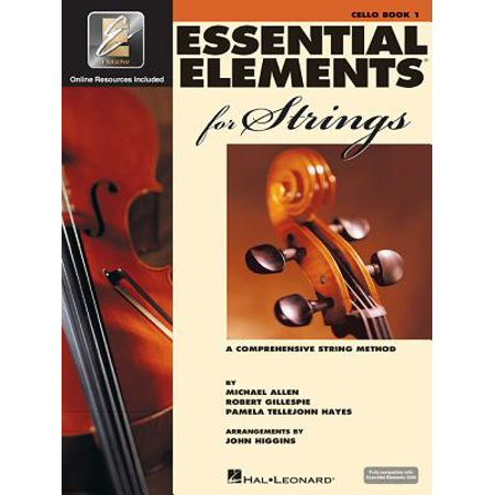 Essential Elements for Strings - Book 1 with Eei : (New Essential Elements)