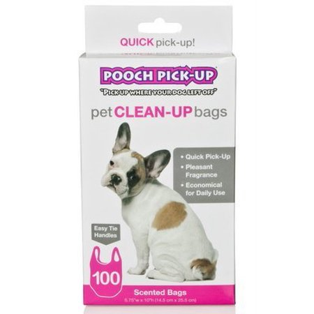 Franks Deals KYJEN Pooch Pick-Up Pet Clean-Up Bags - 100 Count (Best Deal Pet Supply Reviews)