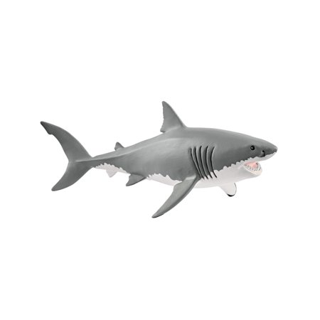 Schleich Wild Life, Great White Shark Toy Figure
