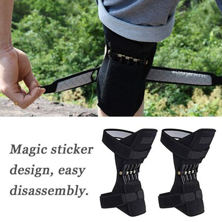 Knee Brace with Side Stabilizers & Patella Gel Pads for Knee Support - image 6 de 7