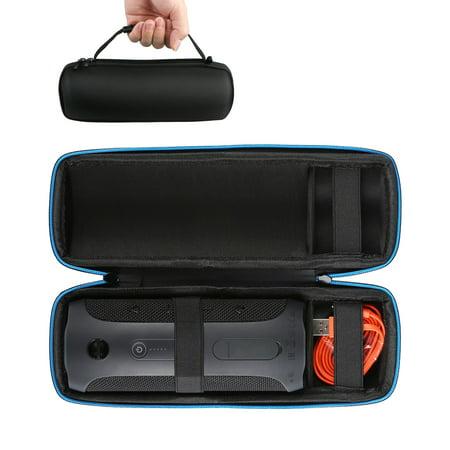 - EEEKit Hard Carrying Travel Case for JBL Flip 4 Waterproof Portable Bluetooth Speaker