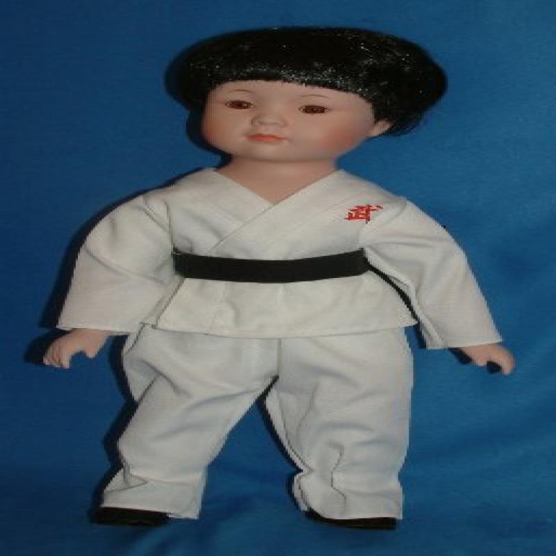 Seymour Mann Porcelain Doll -Chin Fa