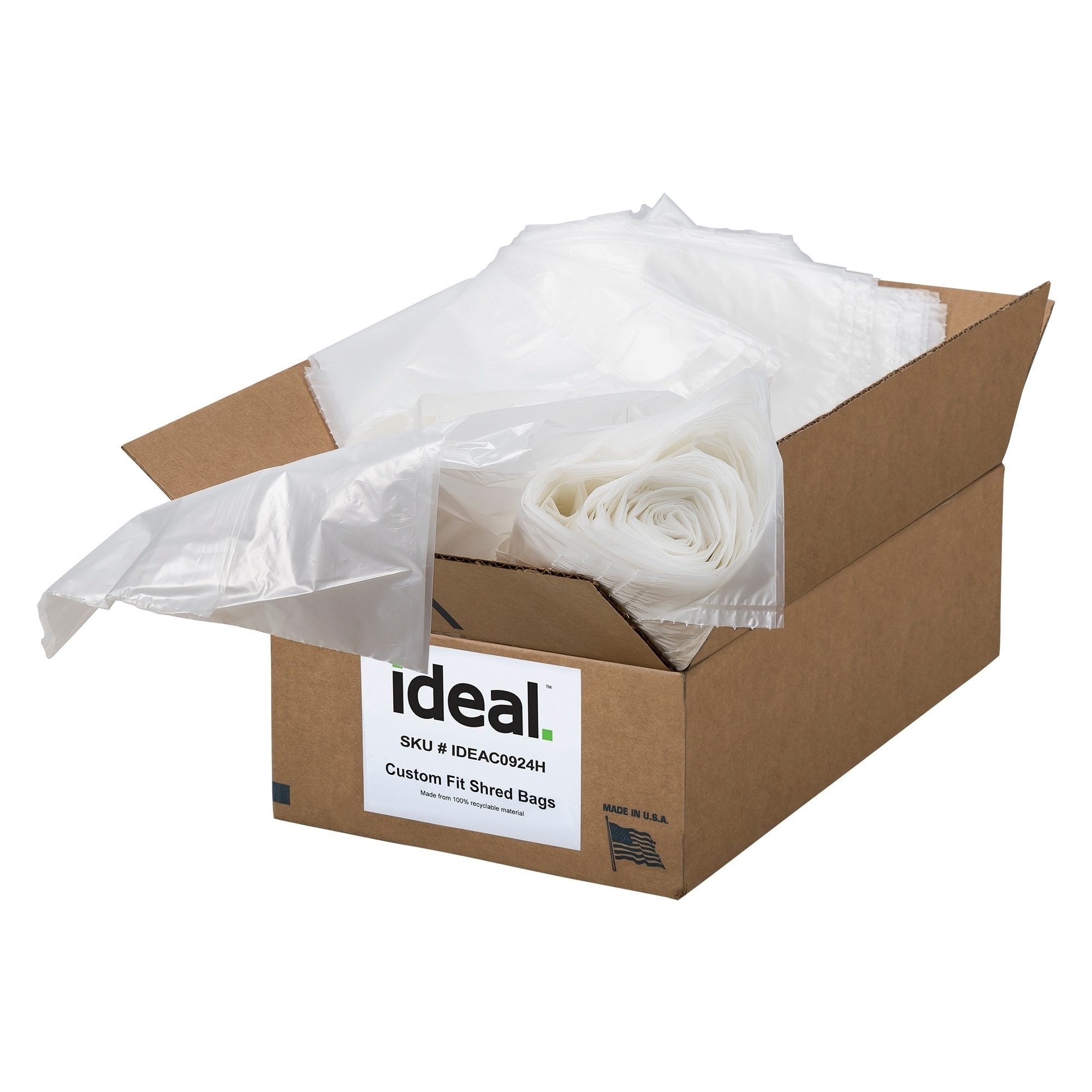 ideal. Shredder Bags for  shredder model 5009