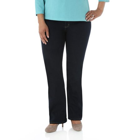 ca4a8d48 Riders by Lee Women's Plus-Size Classic Comfort Jeans - Walmart.com
