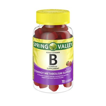 Spring Valley Vitamin B Complex 70 Ct