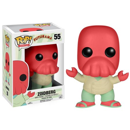 Funko Pop! TV: Futurama, - Zoidberg Mask