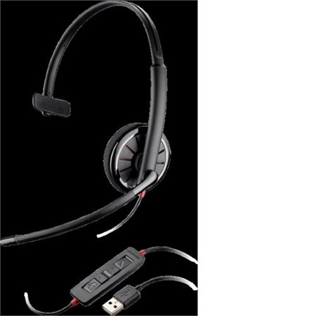 Review Plantronics 85619-101 Blackwire C320-m Binaural Hs Accs Microsoft For Use On Pc/computers Before Special Offer Ends