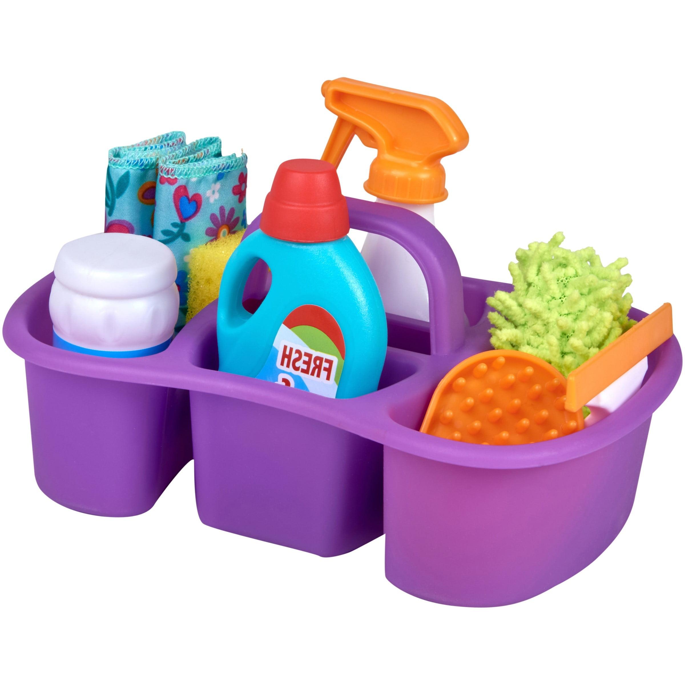 My Life As 10 Piece Cleaning Play Set Caddy Purple For 18 Dolls Walmart Inventory Checker Brickseek