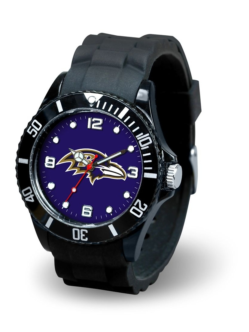 Baltimore Ravens Official NFL Men's Sports Watch by Rico Industries 787561