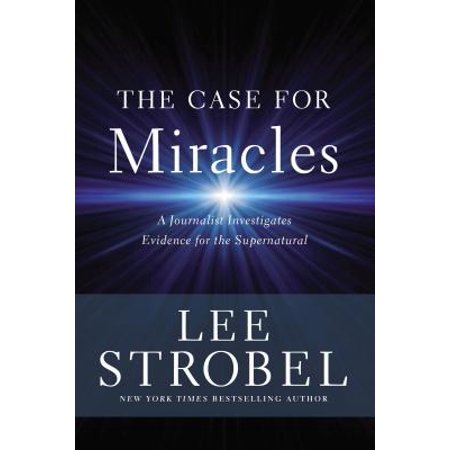 110 Hardback Case (The Case for Miracles)