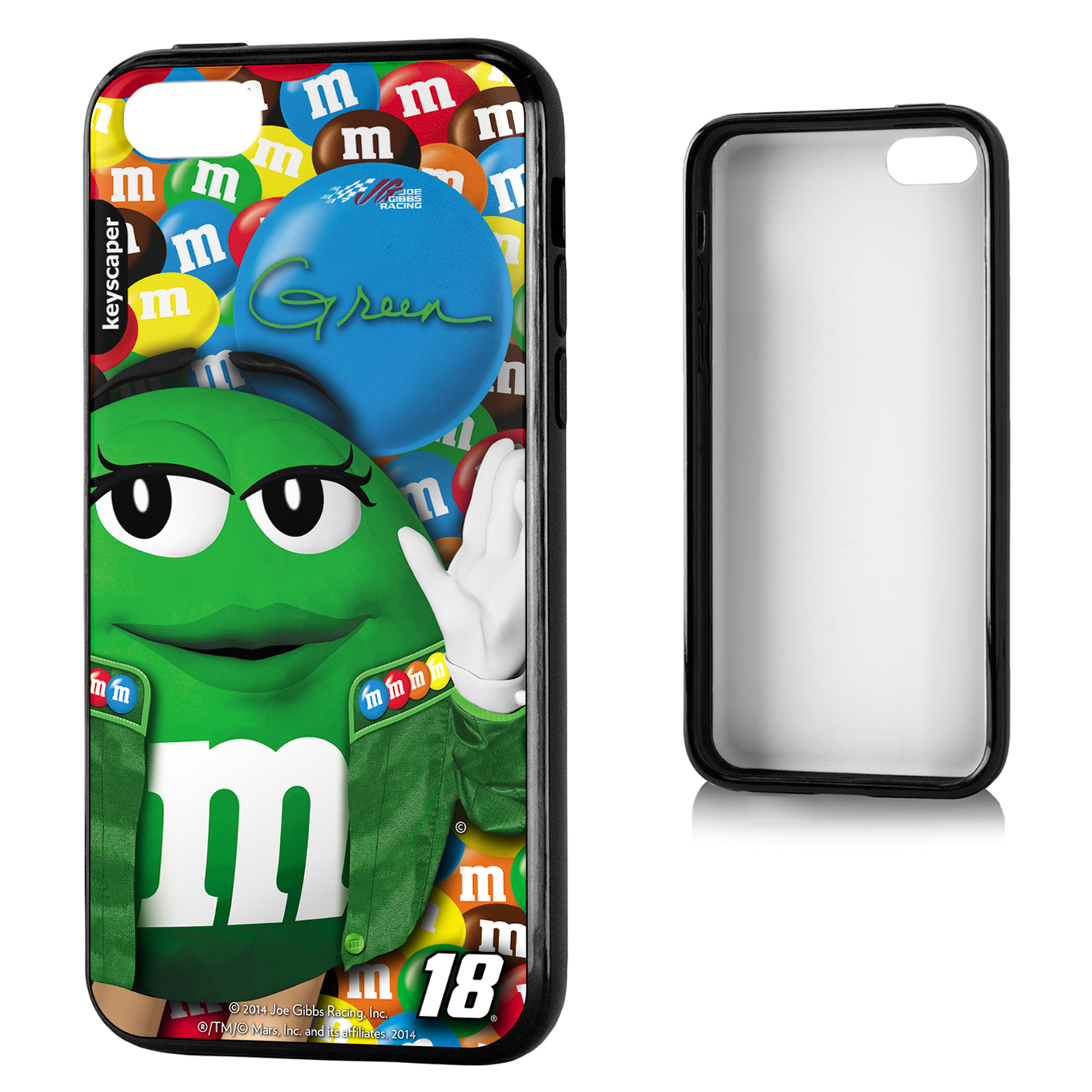 Kyle Busch iPhone 5C Bumper Case NASCAR