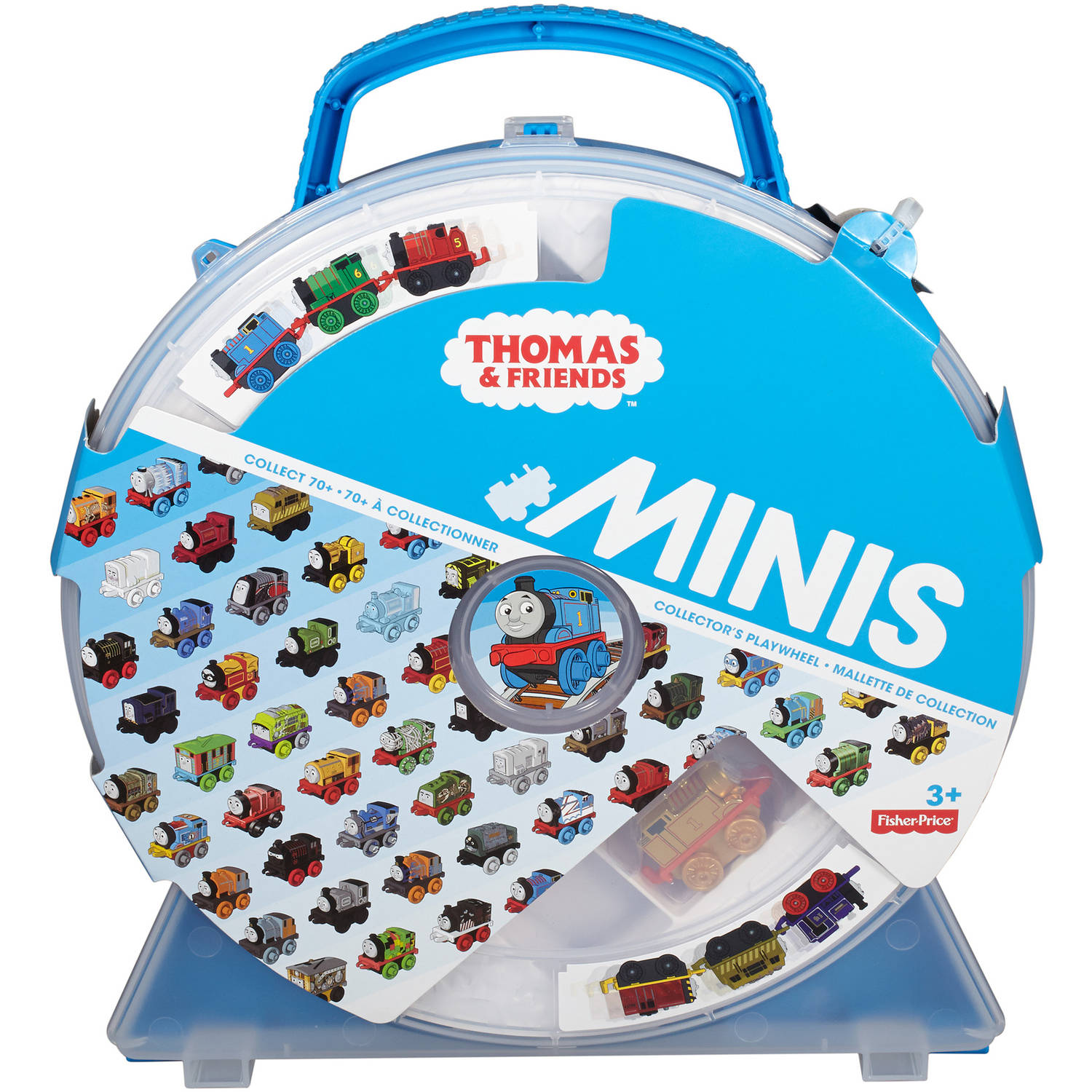 Thomas Amp Friends Minis Collector S Playwheel Walmart Com